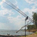 Снасть на сазана — ловим на течении