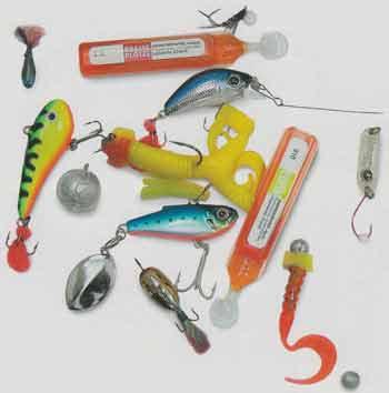 Аттрактанты для рыбалки
