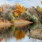 Рыбалка в осенний период