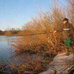 Рыбалка в весенний период