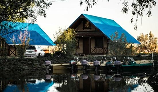 Рыболовная база «Дарданеллы»
