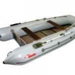 Коротко о гребных надувных лодках