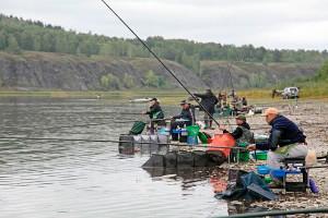 Карта рыболовных мест Республики Алтай