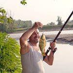 Простые каши на рыбалку.
