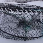 Ловля раков зимой раколовками