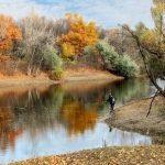 Ловля карася в октябре на поплавочную удочку